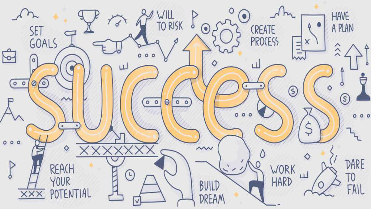 True definition of success in life & how to achieve it in simple steps