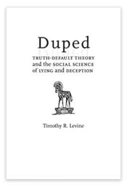 Duped theory that also explain why we judge people