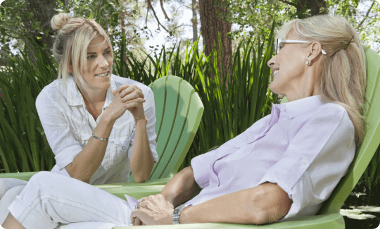 Communication between family members for family strength