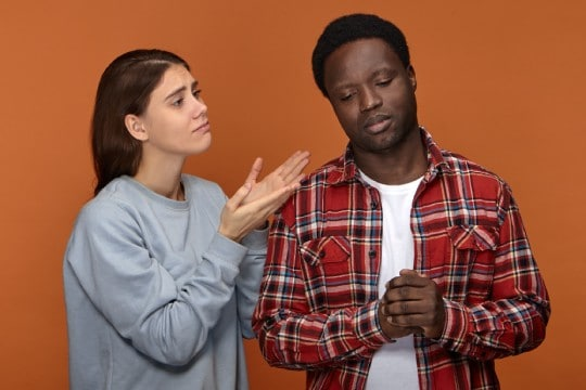 Couples should develop listening skill