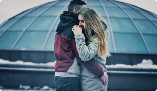 To fix a broken relationship forgive your partner