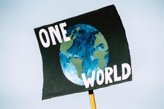 Many ways to change the world