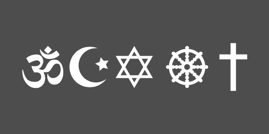 Respect all religions to make the world a better place